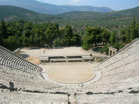 greek theatre ancient greece the secrets of ancient greek theaters agreekadventure