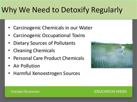 Ways To Detox Babies From Lead by How To Detox And Cleanse To Survive A Toxic World