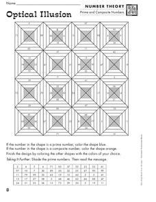 printable optical illusions worksheet optical illusion worksheet for 7th 9th grade lesson planet