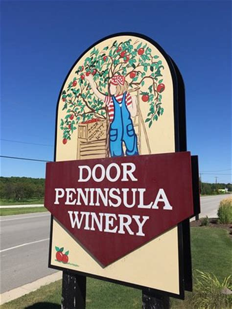 Door Peninsula Winery by Landscape Picture Of Door Peninsula Winery