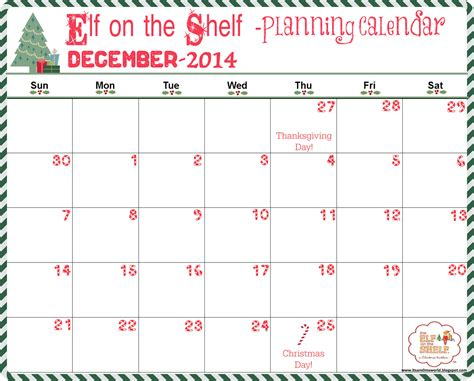 printable elf on the shelf planner it s a mom s world elf on the shelf planning guide 6