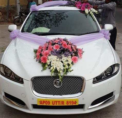 decorated cars  wedding gallary wedding car gallary