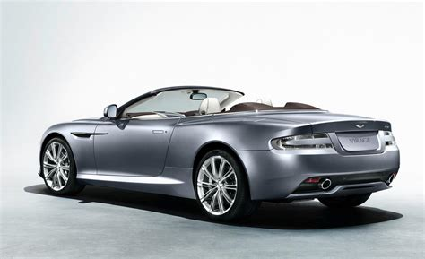 2012 Aston Martin Virage by Car And Driver