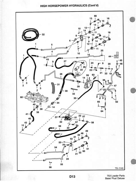 bobcat 763 parts diagram bobcat 863 hydraulic valve diagram wiring diagram with