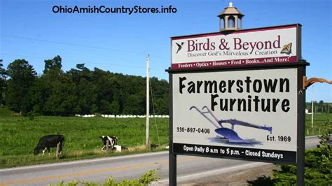 farmerstown ohio stores ohio amish country stores