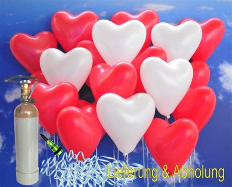 Hochzeit Luftballons by Ballonsupermarkt Onlineshop De Midi Set 2 1a 50 Rote
