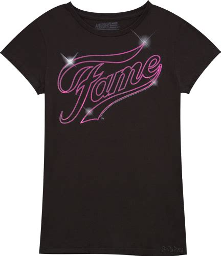 T Shirt Of Fame sparkles fame t shirt 80stees t shirt review