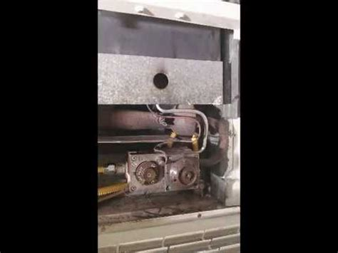 how to relight a gas furnace pilot light