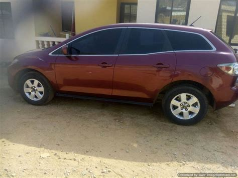 mazda suv for sale a very clean mazda cx7 suv jeep 2007 model automatic for