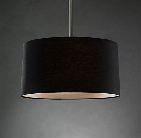 restoration hardware l shades pendants and shades on pinterest