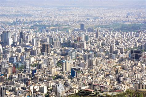 Finding peace in chaos in Tehran – from Park-e Shahr to ...
