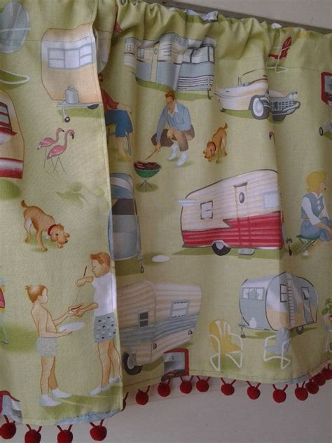 curtains for travel trailers travel trailer curtains
