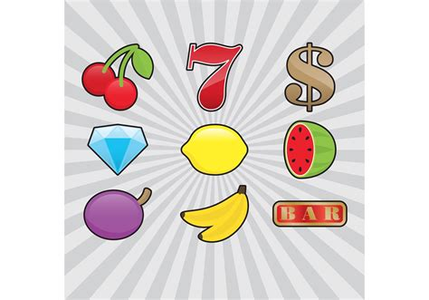 slot machine vector icons   vector art stock graphics images