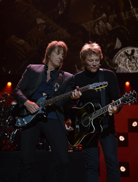 Bon Jovi 12 richie sambora and jon bon jovi photos photos 12 12 12