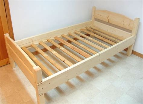 full size wooden bed frame how to build a wooden bed frame 22 interesting ways