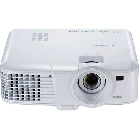 Proyektor Canon Lv X300 buy canon lv x320 in portable projectors canon uk store