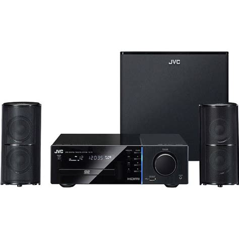 jvc   home theater system   bh photo video
