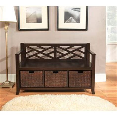 overstock entryway bench storage bench with baskets entryway storage and basket