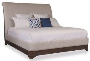 Upholstered Sleigh Bed King St Germain King Upholstered Sleigh Bed From Coleman Furniture