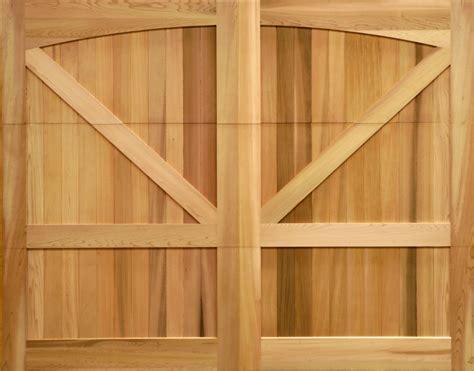 Wood Overhead Doors Wood Garage Doors Wooden Overhead Door Paint Grade Garage Doors