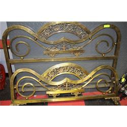 Brass Headboard And Footboard by Antique Brass Dbl Size Headboard And Footboard Kastner