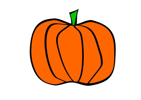 draw a pumpkin for pumpkin line drawing cliparts co