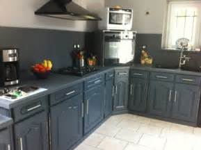 renovation cuisine rustique chene repeindre des meubles de cuisine rustique decoration