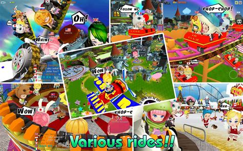 theme park play online theme park rider online android apps on google play