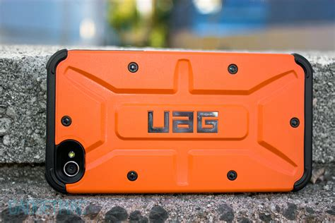 Uag Iphone 4 4g 4s Armor Gear Cover Bumper Hardcase Blue armor gear uag iphone 4s review gadgetmac