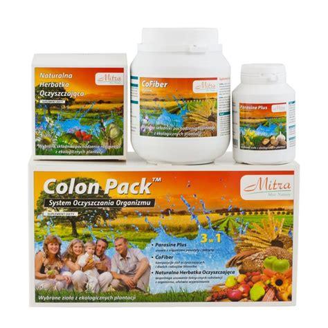 Farm Detox Pack by Colon Pack Ziołowy System Oczyszczania Organizmu Mitra