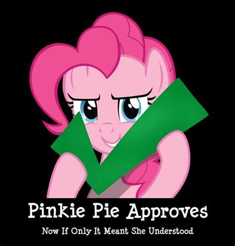 Pinkie Pie Meme - pinkie pie approves by happyday82 on deviantart