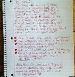 Love Letter Girlfriend After Break funny breakup this might be the best breakup letter ever photo