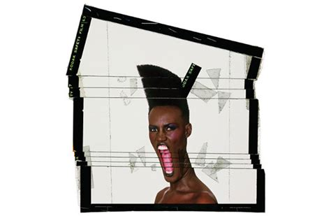Artist Jean Paul Goude Fashion Photography Features Semi Models In Slide Show by Photo Exhibition So Far So Goude Pictures By Jean Paul