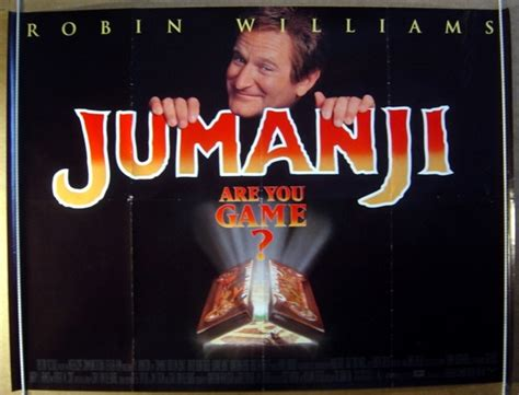 jumanji film poster jumanji movie poster