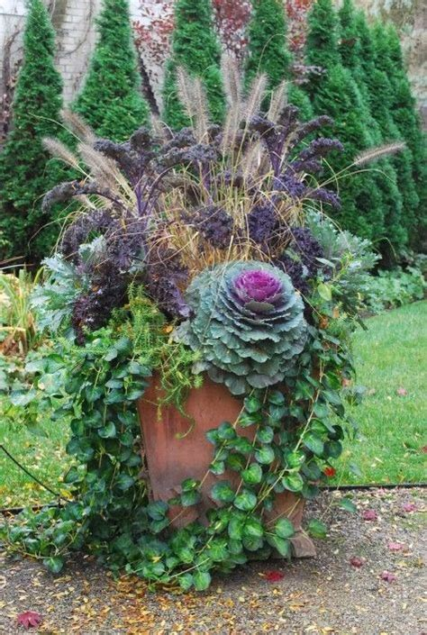 8 tips for fall and winter container gardening wonderful winter garden containers