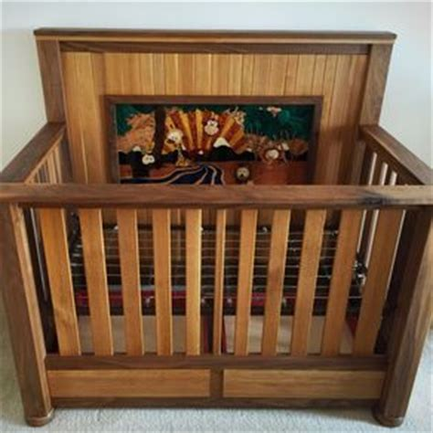 Handmade Cribs by Custom Nursery Cribs Cradles Custommade