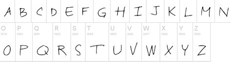 industrial design handwriting font ian bass