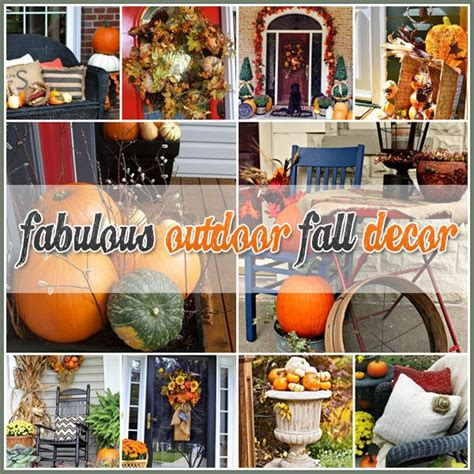 fall decorating outside 121 best fall decor diy images on fall crafts