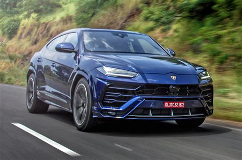 Lamborghini Urus India by 2018 Lamborghini Urus India Review Test Drive Autocar India