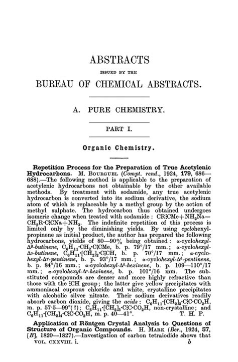 thesis abstract journal organic chemistry journal of the chemical society
