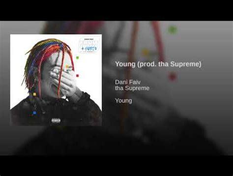 testo supreme faiv feat tha supreme yung nuovo singolo testo