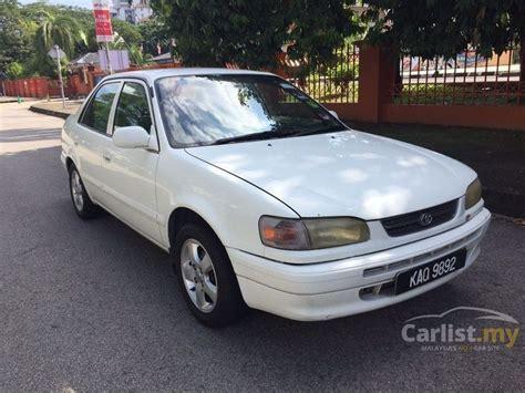 Toyota All New Corolla Seg 1997 toyota corolla 1997 seg 1 6 in selangor automatic sedan