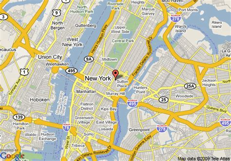 comprehensive list  places     york jessica