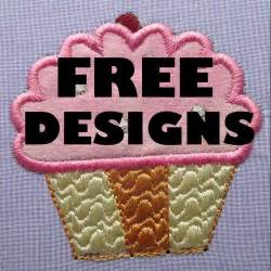 Who doesn t love free designs whether you prefer in the hoop