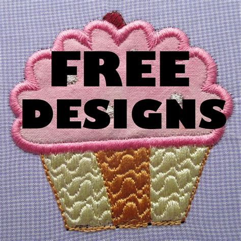 free applique embroidery designs 11 free embroidery machine designs craftsy