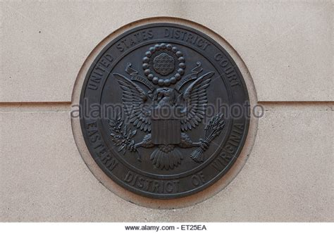 United States District Court Eastern District Of Virginia Search District Court Stock Photos District Court Stock Images Alamy
