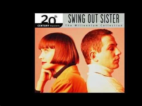 swing out sister youtube swing out sister corinne drewery youtube