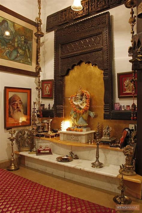 Interior Design Mandir Home 3039 Best Indian Ethnic Home Decor Images On Indian Interiors India Decor And