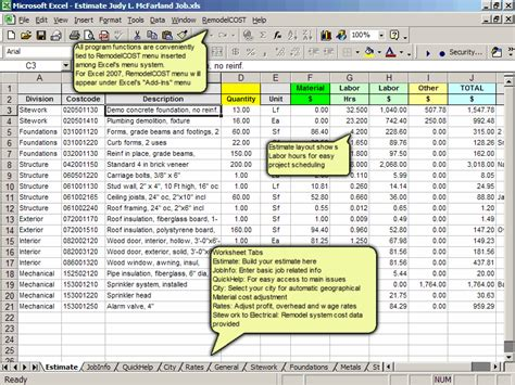 remodelcost estimator for excel flip houses now