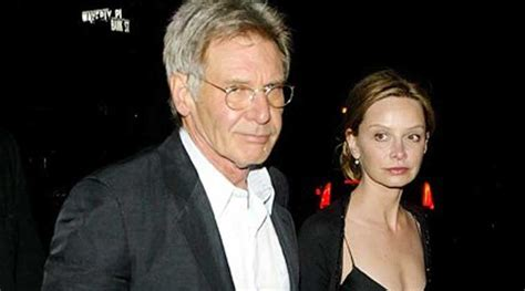 Calista Flockhart And Harrison Ford by Harrison Ford Calista Flockhart Got Married
